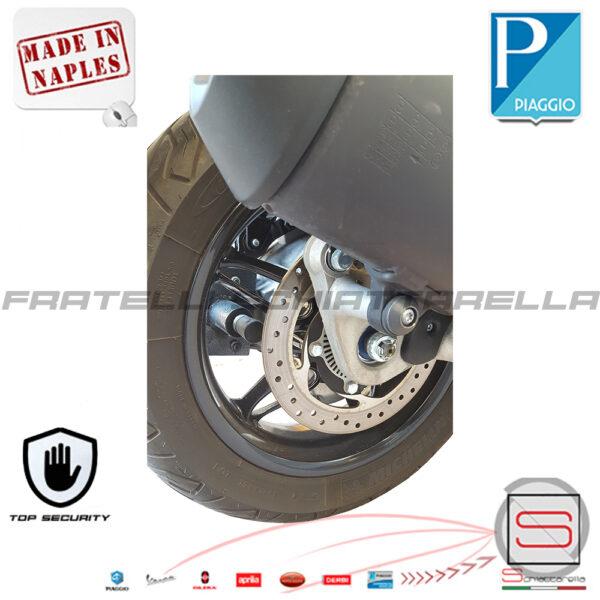 A1002 Antifurto Piastra Bloccaruota Piaggio Beverly Sport Touring 350