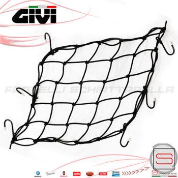 GIVI-T10N-RETE-ELASTICA-RAGNO-Rete-elastica-portaoggetti