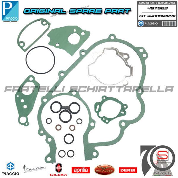 Serie Guarnizioni Revisione Motore Originale Piaggio Vespa Px Cosa 497603 154564 Revisione 100684110