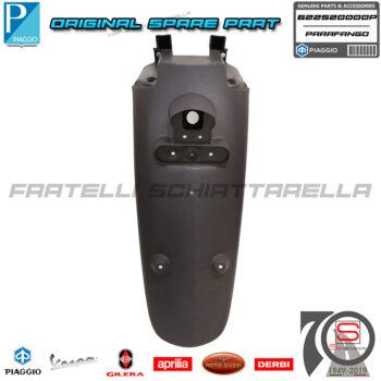 Parafango Paraspruzzi Portatarga Posteriore Originale Piaggio Liberty Sport 622520000P Posteriore