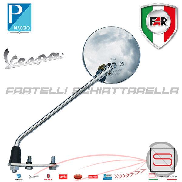 1025 1026 Specchio Sinistro Destro Cromato Vespa Px