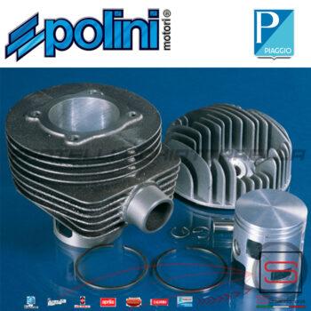1400080 Kit Cilindro Piston Gruppo Termic Polini Vespa Ts Px Sprint 125 150 D63