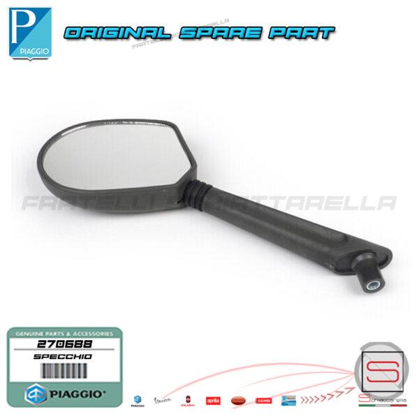 270688 Specchio Specchietto Retrovisore Sinistro Originale Piaggio Cosa 2