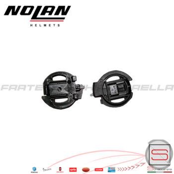 Meccanismo Movimento Visiera Casco Jet Nolan N20 N21 Visor SPAMVI0000134 Placchette Rotelle