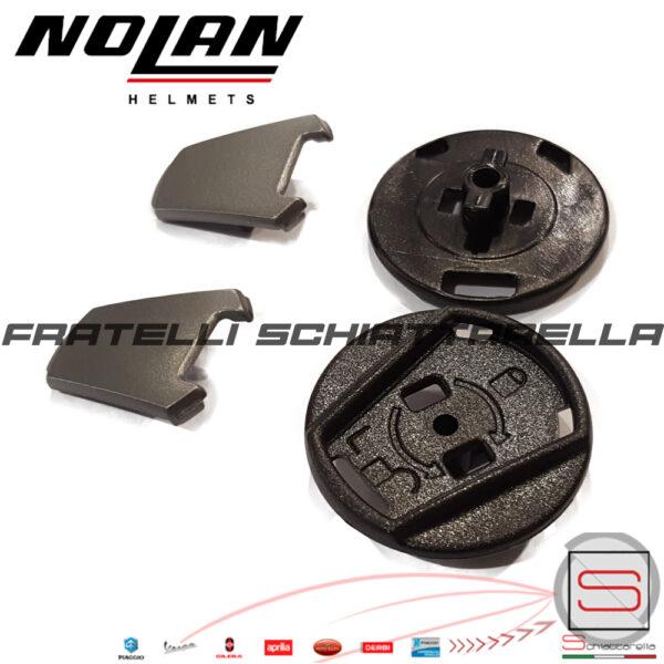 Placchette Laterali Movimento Visiera Casco Crossover Nolan N43E Air SPCPL00000111