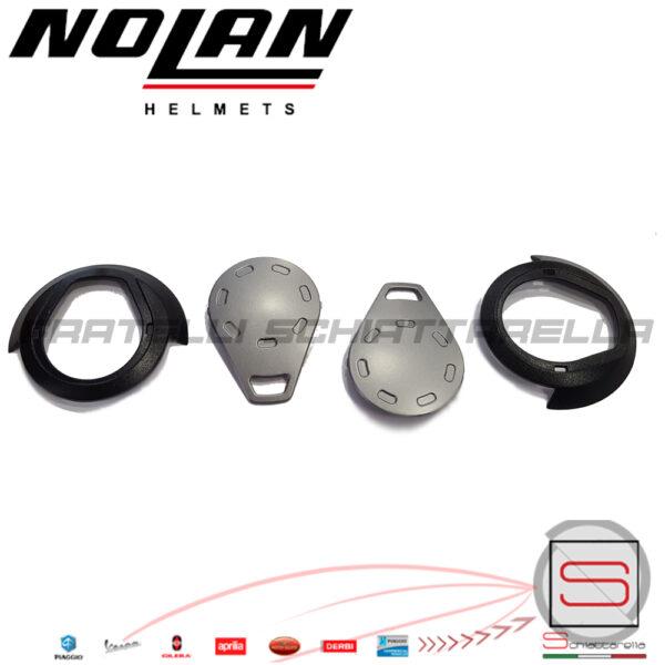 Placchette Laterali Movimento Visiera Casco Jet Nolan N20 SPCPL00000121