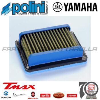 2030148 Filtro Depuratore Aria Sportivo Polini Yamaha T-Max TMax 500 530 2008-2016