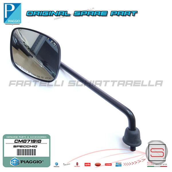 Specchio Retrovisore Sinistro.Specchio Specchietto Retrovisore Sinistro Originale Piaggio Beverly S