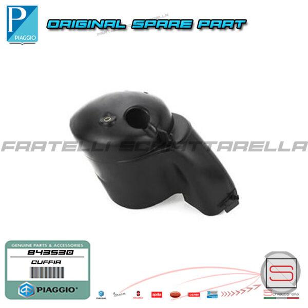 Cuffia Raffreddamento Motore Originale Vespa Px Arcobaleno 125 150 Cosa 150 843530 431056 142560130 174168 166837 1