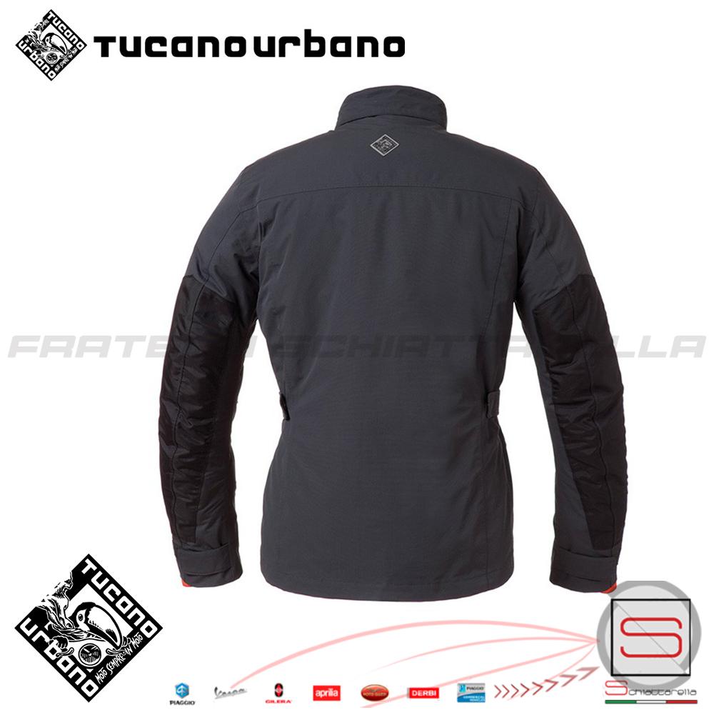Giacca Giubbotto Uomo Moto Antipioggia Traspirante Tucano Urbano 4 ... 26ace6105e8