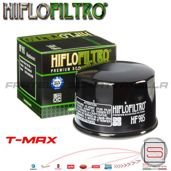 E1798500 Filtro Olio Yamaha Hiflo HF985