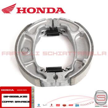 06430GBJK20 Coppia Ganasce Freno Posteriore Honda Sh