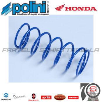 243076 Molla Contrasto Variatore Polini Blu Honda Sh Nes @ Ps 125 150 Fino 2012