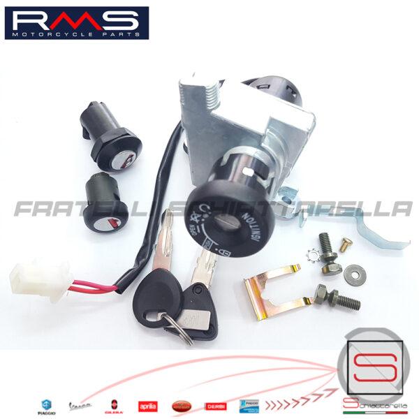 246050541 Kit Serrature Cilindretto Avviamento Honda Sh
