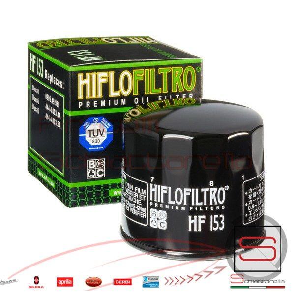 E1715300 HF153 Filtro Olio Oil Filter