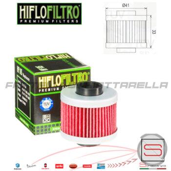 E1718500 hf185 Filtro OLio
