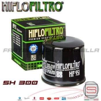 E1795100 Filtro Olio Honda Hiflo HF951