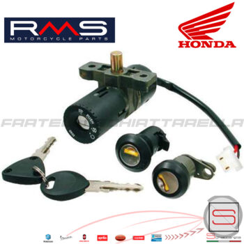 Kit Serrature Quadro Avviamento Honda Sh Carburatore 125 150 246050400 35010KPR900
