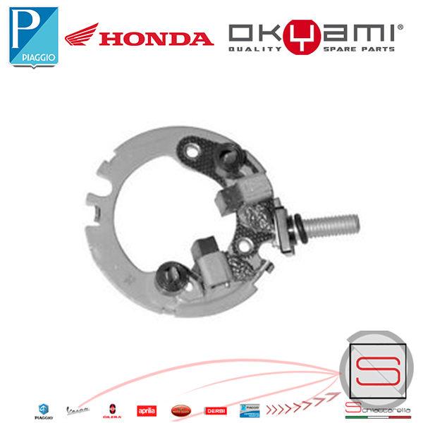 V535500100 Portaspazzole Motorino Avviamento Honda Sh Piaggio Beverly