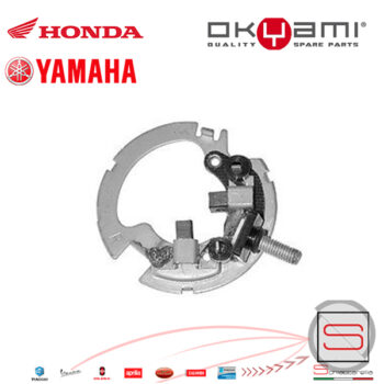 V535500109 Portaspazzole Motorino Avviamento Yamaha Majesty Honda Cbr