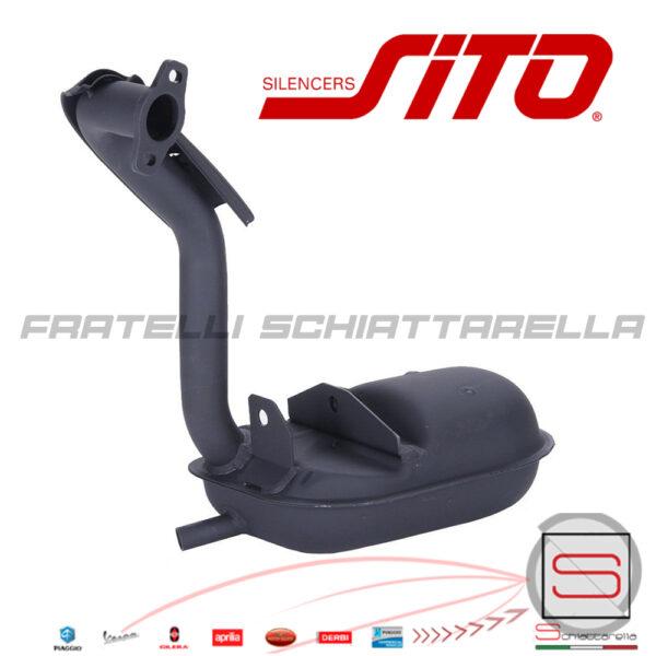 0230 Marmitta Sito Vespa Pk Xl Rush