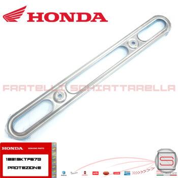 18319KTF670 Cornice Protezione Paracalore Marmitta Honda Sh