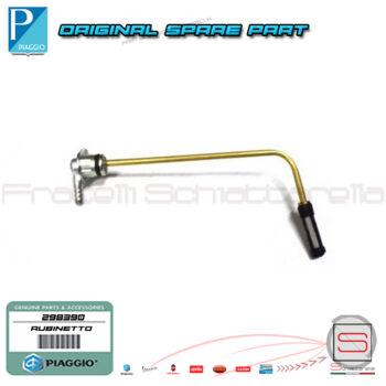 298390 Rubinetto Raccordo Serbatoio Benzina Originale Piaggio Hexagon 125 150