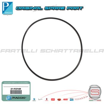 482432 Guarnizione Anello Variatore Originale Piaggio Nrg Free Gilera Runner 50