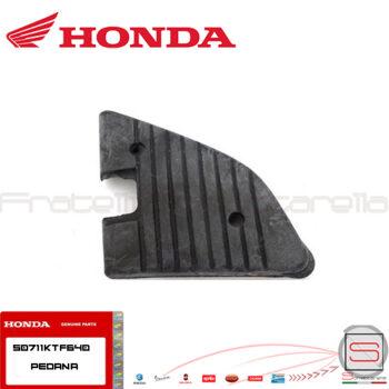 50711KTF640-Gomma-Poggiapiedi Honda Sh