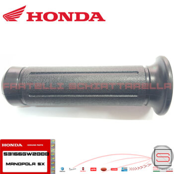 53166GW2000-Manopola-Sx-Honda SH @ Nes Dylan
