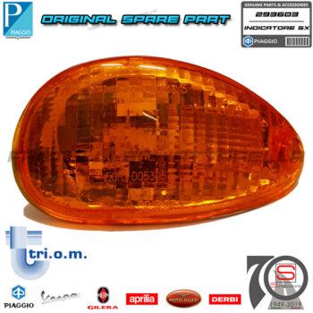 Freccia Indicatore Posteriore Destro Piaggio Vespa Et2 Et4 293603583631 581084T3919310