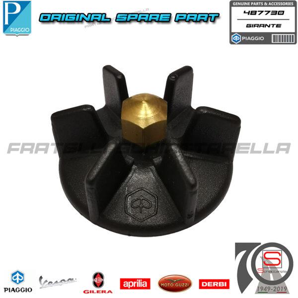 Girante Pompa Acqua Originale Piaggio Nrg Power Purejet DD Extreme Mc3 50 487730 289557 AP8515085 Alberino