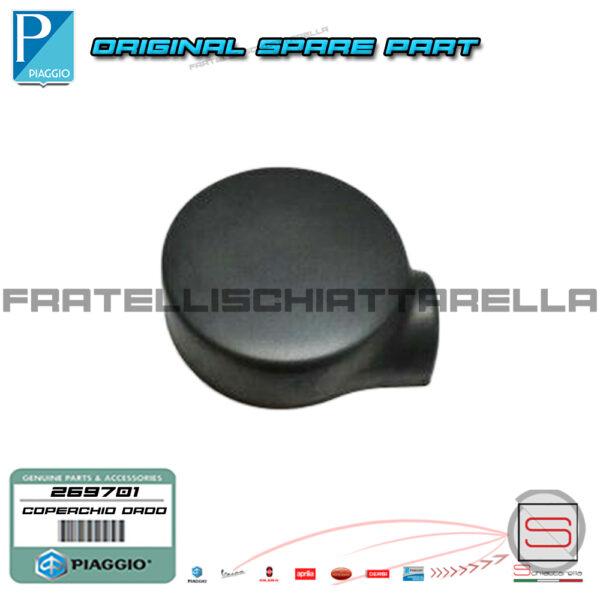 Coperchio Dado Forcella Sinistro Originale Piaggio Free 50 269701