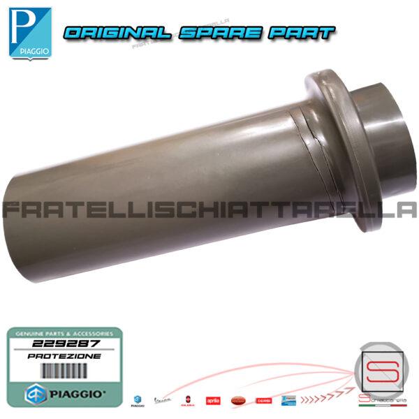 Protezione Fodero Ammortizzatore Posteriore Originale Piaggio Cosa 2 229287 parapolvere