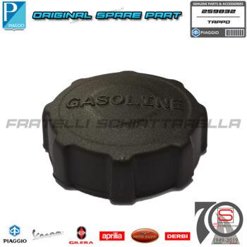 Tappo Serbatoio Benzina Original Piaggio Beverly Mp3 Liberty Vespa Lx Gts 259832 295598 AP8181047 259831 Miscela