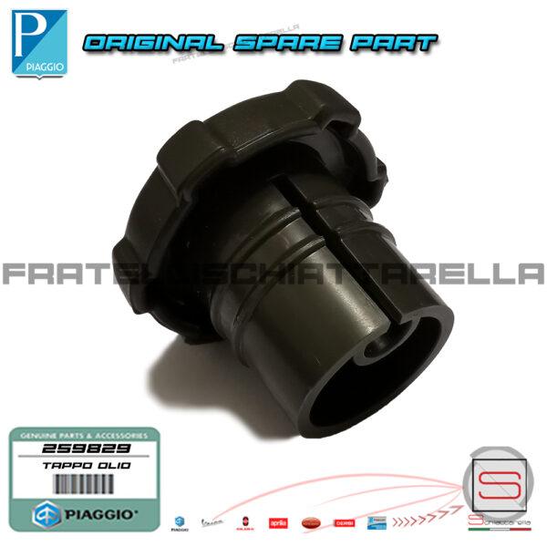 Tappo Serbatoio Olio Miscelatore Original Piaggio Nrg Zip Fly Vespa Lx Et