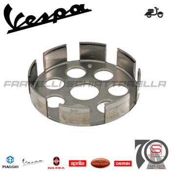 100260140 Campana Frizione 7 Fori Piaggio Vespa Px T5 Cosa Rally 200 Eq 2458295