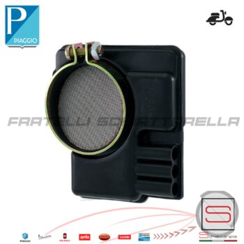 100602970 Filtro Aria Scatola Depuratore Completo Piaggio Si Bravo Ciao