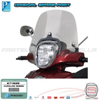 674539-Cupolino-Spoiler-Parabrezza-Beverly-125-300-350 Sport Touring