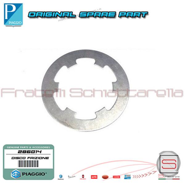 Disco Condotto Frizione Original Piaggio Vespa Hp FL Ape Mix Rst Fl3 Fl2 286014 2860144