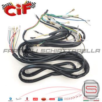 Impianto Cablaggio Cavi Elettrici Piaggio Vespa Px 125 150 200 246490110 243566 182311 9604 217897 9604 246490111