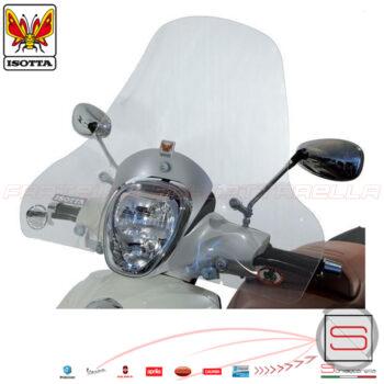 SC4079 Parabrezza Isotta Piaggio Beverly 125 300 350