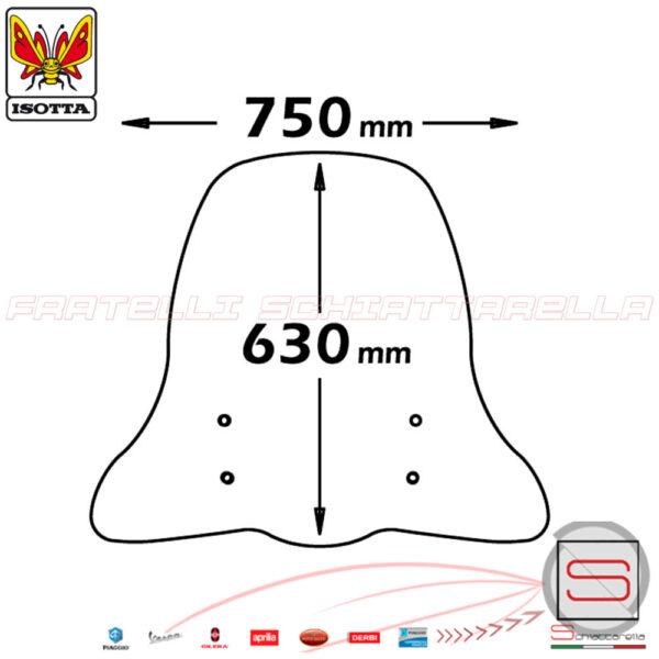 cls330-Parabrezza-Paravento-Con-Attacchi-Isotta-Piaggio-Beverly-RST-125-250-2004-20077