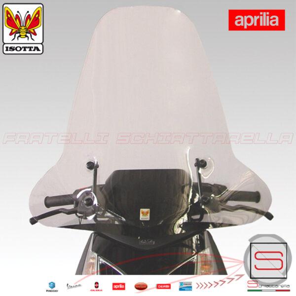 e102 Parabrezza Paravento Con Attacchi Isotta Aprilia SportCity 125 200 250