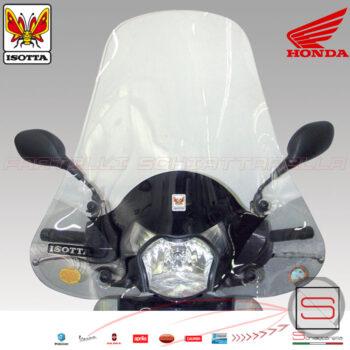 e120 Parabrezza Paravento Con Attacchi Isotta Honda SH 300IE 2006-2010