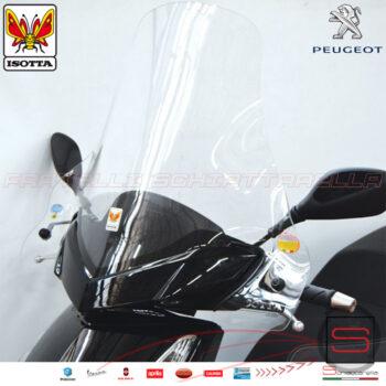 e200_4 Parabrezza Paravento Con Attacchi Isotta Peugeot Geopolis 250 300 400 Rs 2007