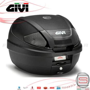 e300nt2-Bauletto-Valigia-Moto-Scooter-Givi-30-Litri-Con-Piastra-Portapacchi-Universale
