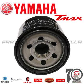 Filtro Cartuccia Olio Motore Originale Yamaha T-Max 500 530 Fazer Kymco Xciting 5DM134400000 E1798500 260147 HifloFiltro Hiflo 100609845 B16E34400000
