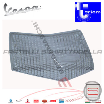 T209531 T209530 1968960001 1968960001 Trasparente Indicatore Vespa Px