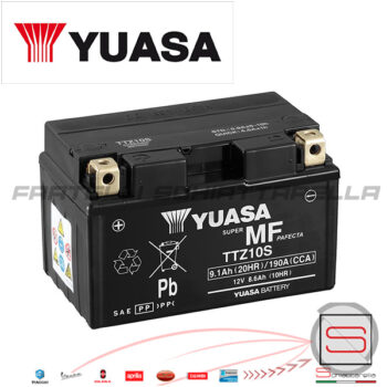 E01069 Batteria Accumulatore Yuasa TTZ10S